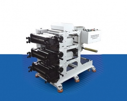 Packaging Machines 3 Renk Flexo Baskı Makinası